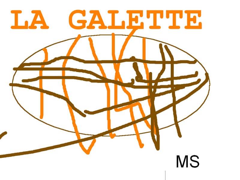 LA GALETTE EN MS