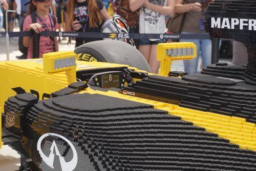 F1 LEGO